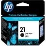 HP 21 Black Original Ink Cartridge (C9351A)