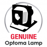 Replacement Lamp for Optoma Projector