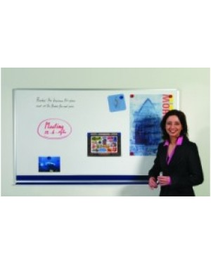 Legamaster Imagine Whiteboard XTD 70x120 cm Classic blue