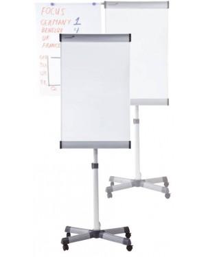 Legamaster Professional Mobile Flipchart Triangle 105x68  (Enamel Steel)