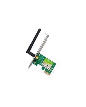 TP-Link TL-WN781ND Wireless N PCI Express Adapter 150Mbps