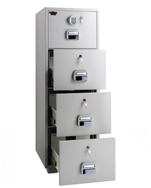 Eagle SF680-4EKX Fire Resistant 4 Drawer Filing Cabinets