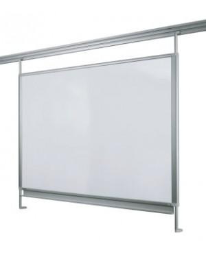 Legamaster Whiteboard for Legaline Dynamic 100x150 cm Anodised Aluminium