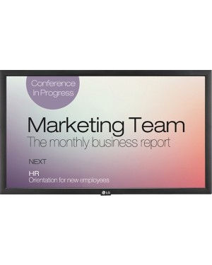 "LG 22SM3B-B 22"" Full HD Commercial Display"