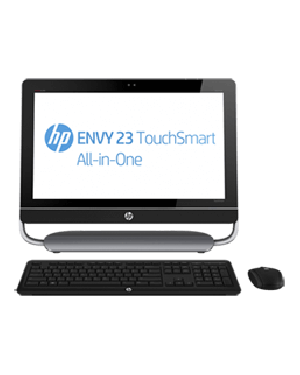 HP ENVY 23-d230ee TouchSmart (E1G13) (Core i5, 1TB, 6GB, Win 8 Pro)