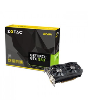 Zotac GTX 950 AMP Edition Graphic Card