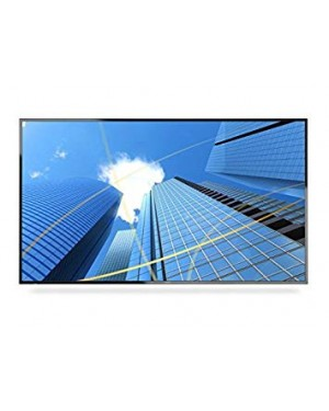 NEC 50'' E-Series Large Format Display 350cd/m2 Direct LED Backlight 12/7 MultiSync E506