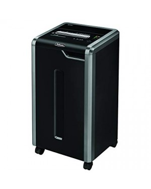 Fellowes Powershred 325i 100% Jam Proof 24-Sheet Strip-Cut Shredder