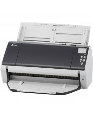 FUJITSU Image Scanner A4 fi-7480 100-page feeder, 1D Barcode, 2D Barcode, and patch code separation