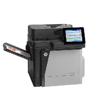 HP Color LaserJet Enterprise Multifunction M680dn Printer