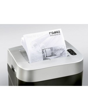 Dahle 22312 Cross-Cut Paper Shredder for Small Office and Home
