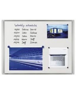 Legamaster Dynamic Whiteboard 120x180cm