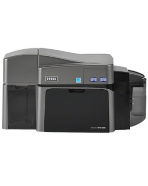 HID Fargo DTC1250e Single Sided ID Card Printer