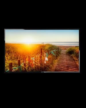 "MultiSync E436 43"" LED Backlit Large Format Display 350cd/m2 12/7"