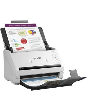 Epson DS-770 WorkForce Color Document Scanner A4, 600 DPI, USB