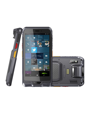 "Rugged Firehawk FP 600 Handheld Phone Android 8.1 6"" IPS with 1280x720 Sunlight-readable"