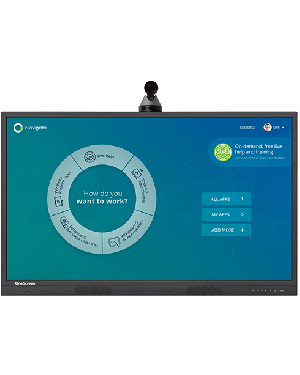 Clary OneScreen Hubware 98''-H4 Audio & Video Collaboration Solution