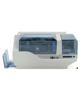 Zebra P330i Printer with Magnetic Encoding