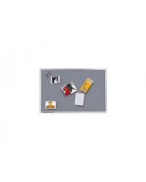 Legamaster Premium Felt Pinboard 60x90 cm Grey