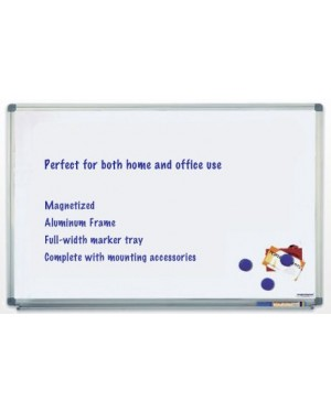 Magnetoplan Magnetic White Boards 300x120cm