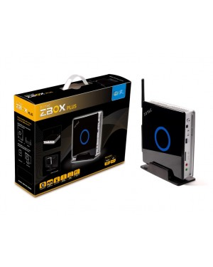 Zotac ZBOX ID90 Plus (ZBOX-ID90-PLUS-BE-3W) (Core i7, 500GB, 4GB, Win 7)