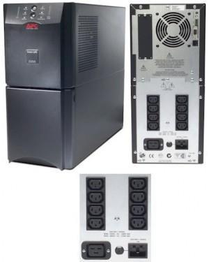 APC Smart-UPS 3000VA USB & Serial 230V
