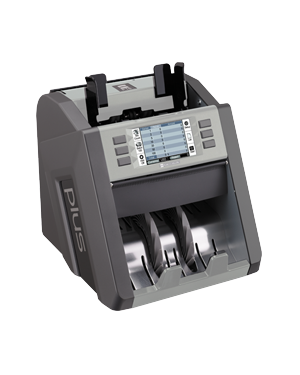 Plus P16 Single Pocket Currency Counting Machine