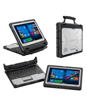 "Panasonic CF-33 Multi Touch 12"" i7-7600M v Pro 8 GB SDRAM, 256 GBSSD,1200 Nit Fully Rugged Toughbook"