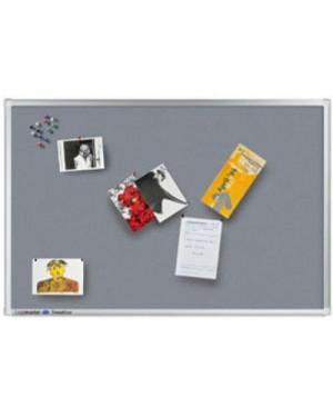 Legamaster Professional Lino-Cork Bulletin Pinboard 60x90 cm Grey