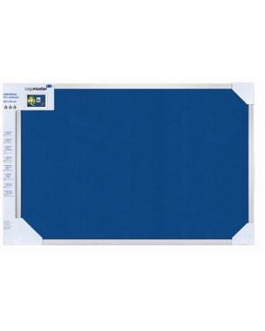 Legamaster Universal  Felt Pinboard 90x120 cm Blue