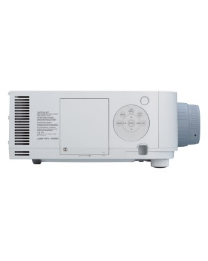 NEC PA572W WXGA 5700 Lumens LCD Projector (Without Lens)