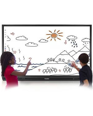 "Promethean ActivPanel 75"" 4K Ultra HD with Android Module AP6-75A-4K"