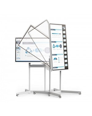 "Samsung Flip 55"" WM55H - Digital Flipchart for Business"