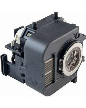 Epson ELPLP10 Replacement Projector Lamp with Housing