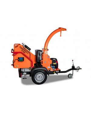 Timber Wolf TW-160HP Hydraulic Wood Chipper Shredding Machine