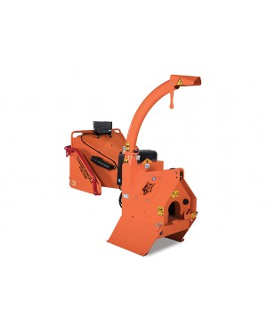 TimberWolf POWER TAKE OFF TWIN HYDRAULIC FEED Wood Chipper FOR TRACTORS 25HP TO 60HP TW PTO/150H