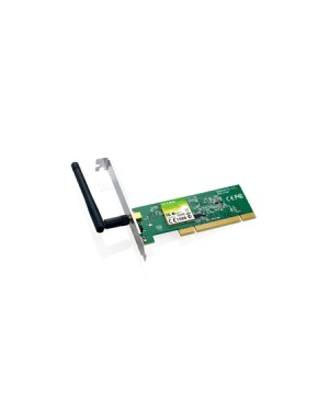 TP-Link TL-WN751ND Wireless N PCI Adapter 150Mbps
