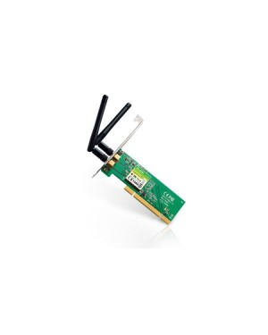 TP-Link TL-WN851ND Wireless N PCI Adapter 300Mbps