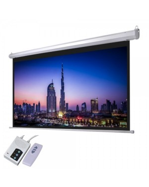 "Iview / 7Star 200cm x 200cm 100"" Diagonal Electrical Projector Screen"