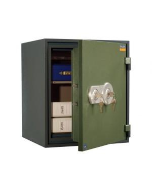 VALBERG FRS-51 KL FIRE RESISTANT SAFE, 2 KEY LOCKS