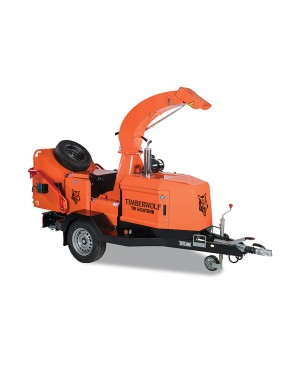 Timber Wolf TW S426TDHB Hydraulic Wood Chipper Shredding Machine