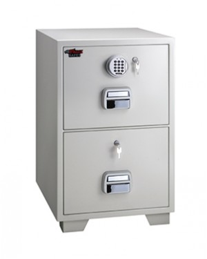 Eagle SF680-2EKX Fire Resistant 2 Drawer Filing Cabinets