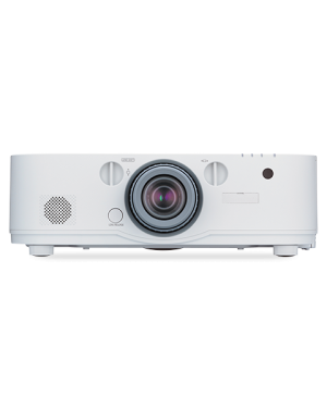 Nec NP-PA672W 6700-lumens Advanced Professional Installation Projector