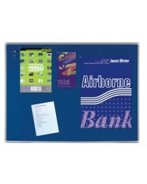 Legamaster Premium Felt Pinboard 90x120 cm Blue