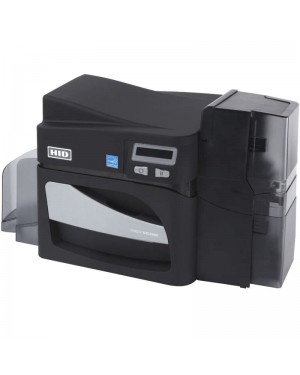 HID® FARGO® DTC4500e Dual Side High Capacity Plastic Card Printer & Encoder