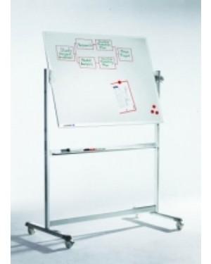 Legamaster Professional Revolving Whiteboard 100x150 cm