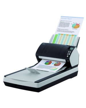 FI-7260 FUJITSU Document Scanner