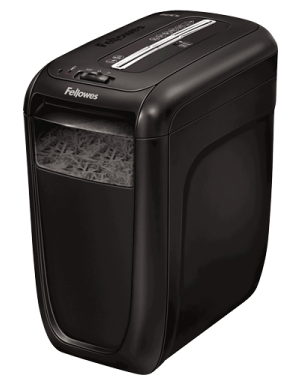 Fellowes 60Cs Cross Cut Paper Shredder