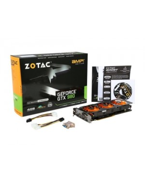 Zotac AMP 4GB Graphic Card