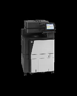 HP Color LaserJet Enterprise flow M880z+ Multifunction Printer